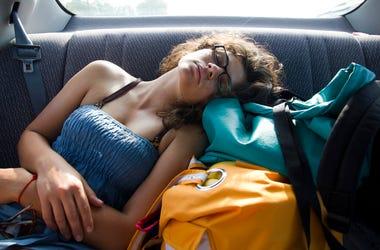 Car Sleeping now illegal