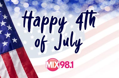 Fourth of July Mix 98.1