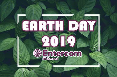Entercom Richmond Earth Day