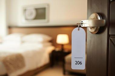 Grossest Spot In Hotel Room
