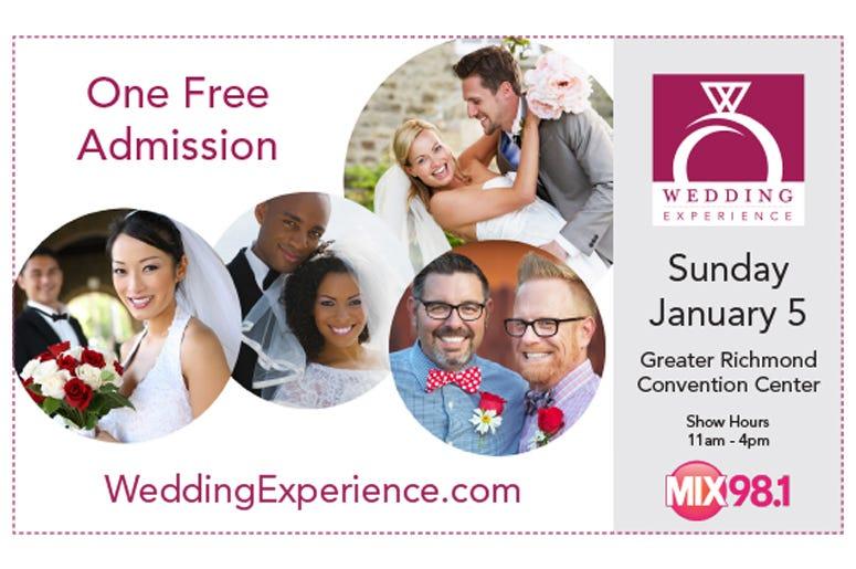 Wedding Experience Richmond