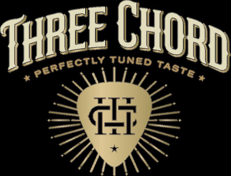 Three Chord Bourbon logo