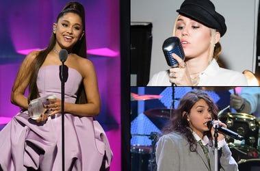 Ariana Grande x Miley Cyrus x Alessia Cara