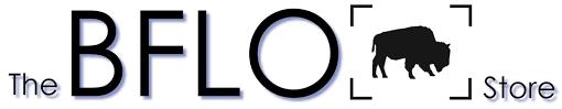 The BFLO Store logo