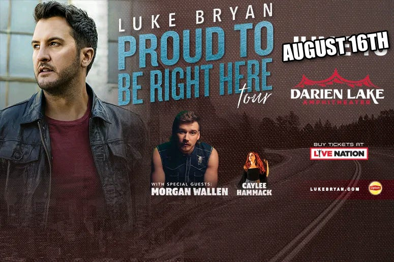 Luke Bryan reschedule