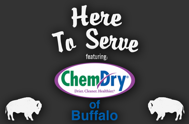 Here to Serve - Donna Scalfaro of Chem-Dry of Buffalo