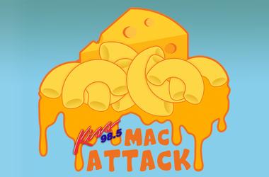 Mac Attack Artwork