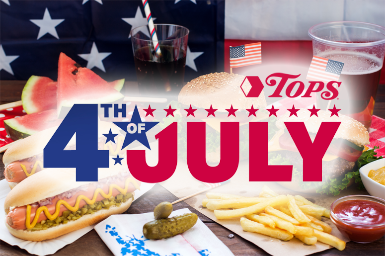Tops - 4th of July