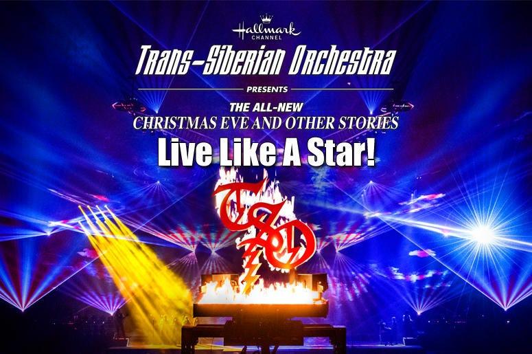 TSO Live Like A Star