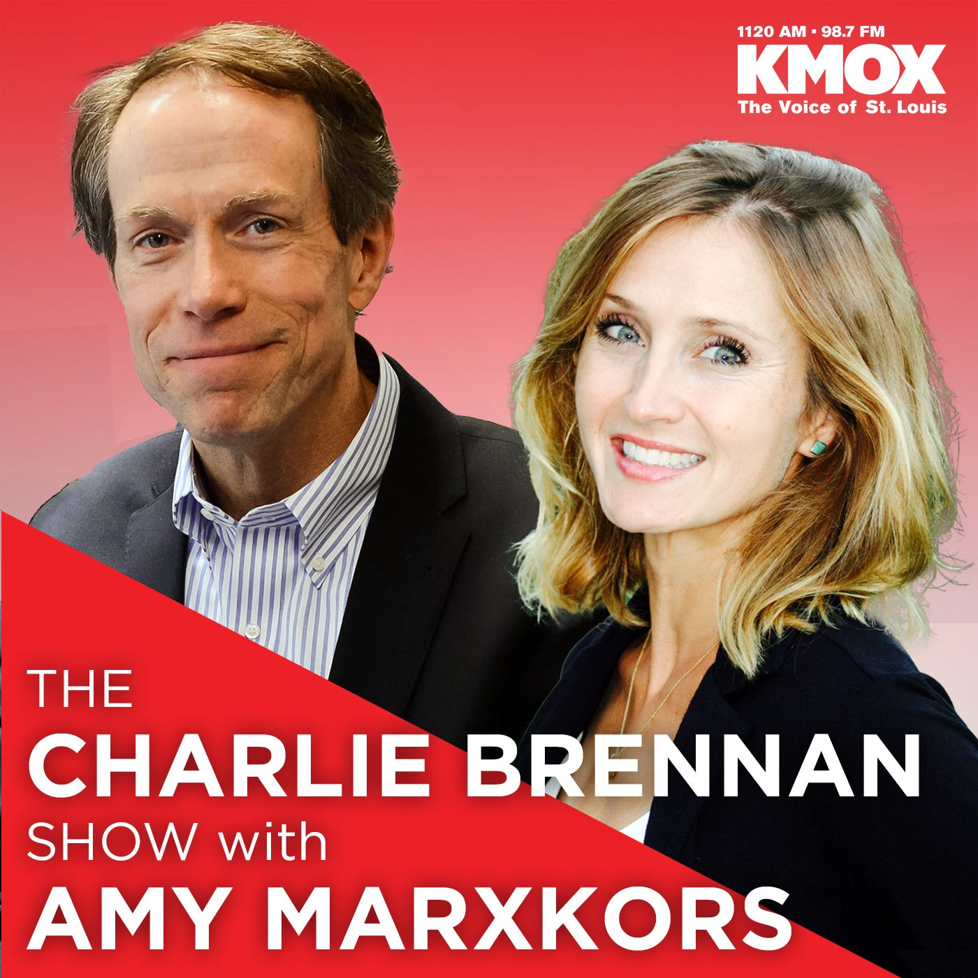 The Charlie Brennan Show with Amy Marxkors