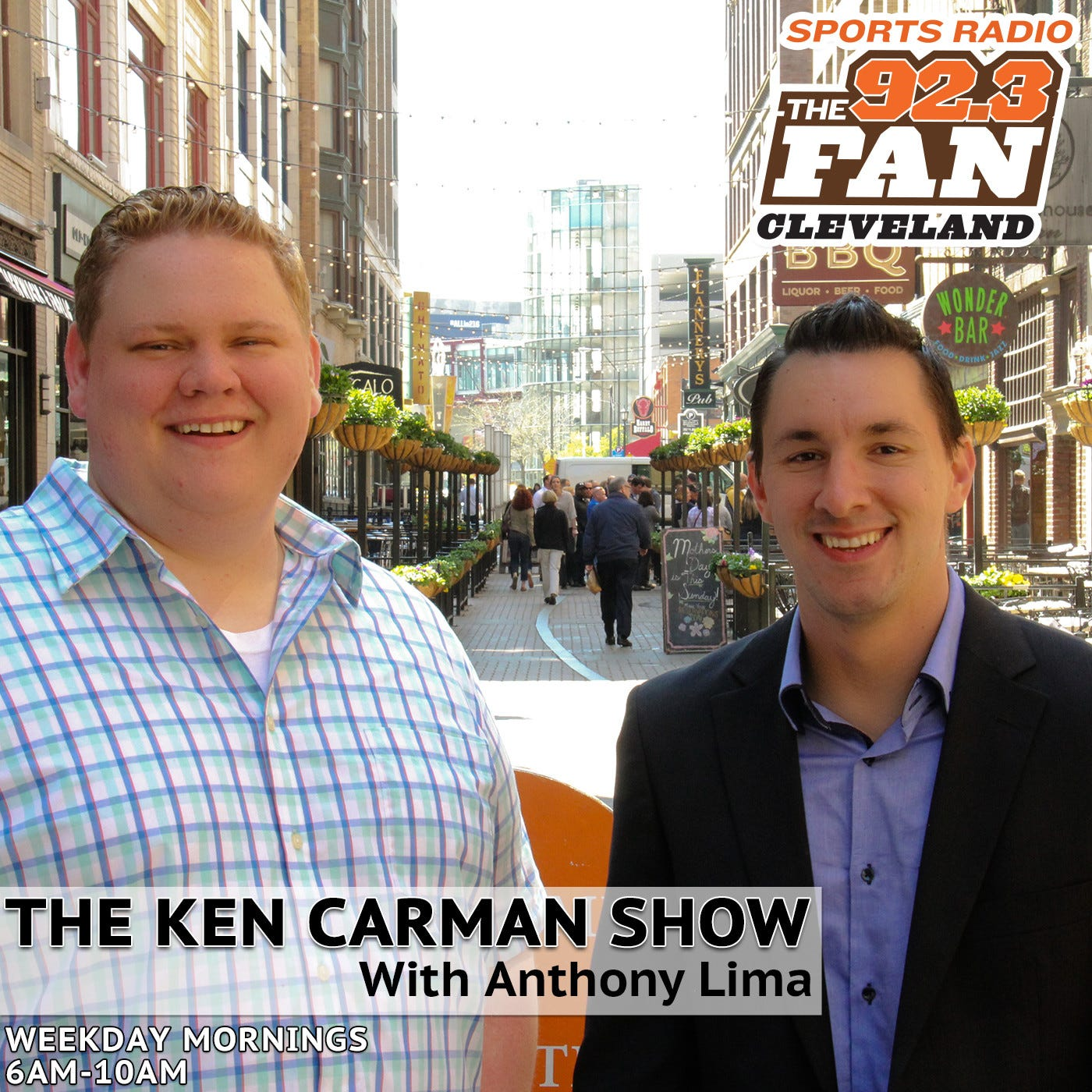 The Ken Carman Show with Anthony Lima