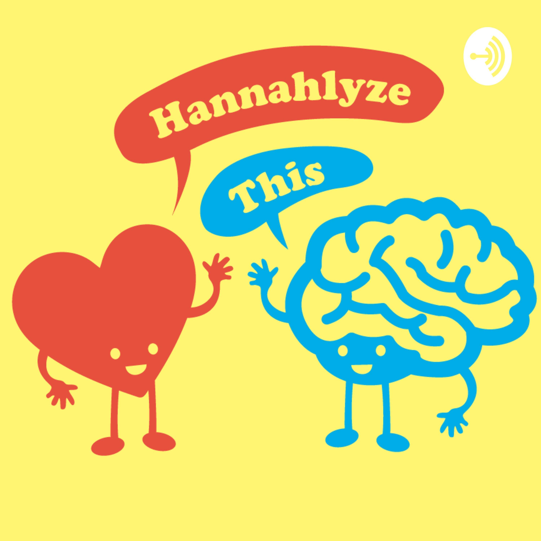 Hannahlyze This by Hannah Hart