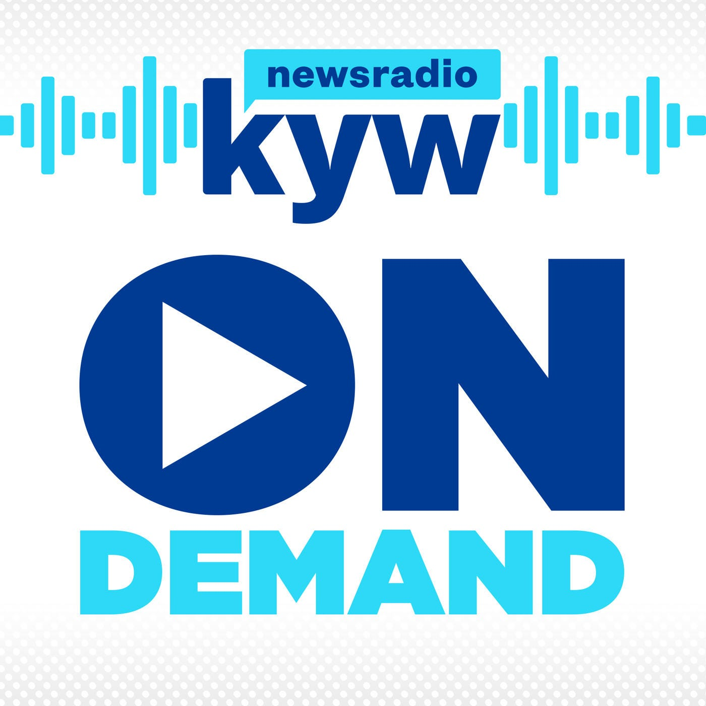 KYW Newsradio Audio On-Demand