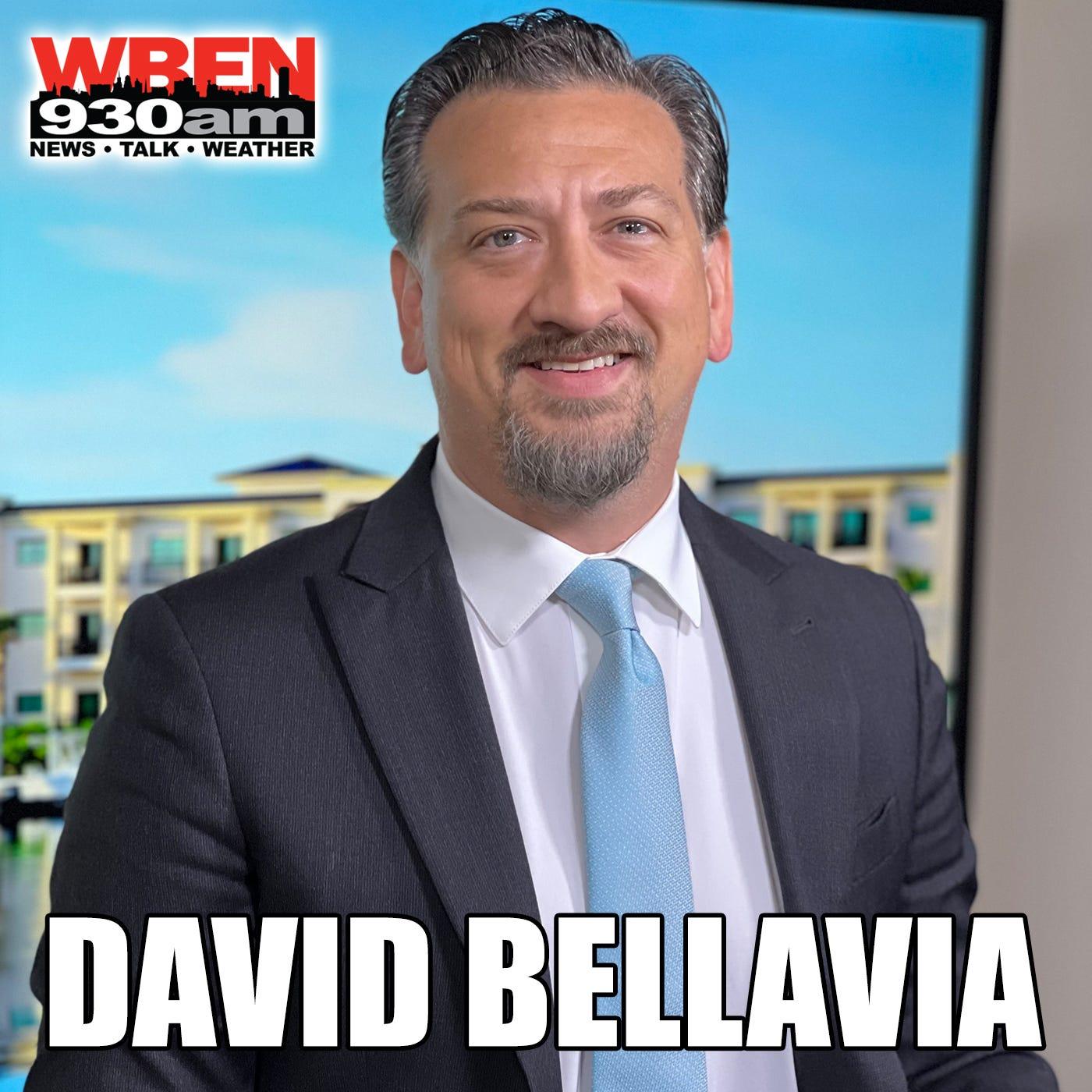 David Bellavia Breaking Down Duel Town Halls 10-16 Hour 2