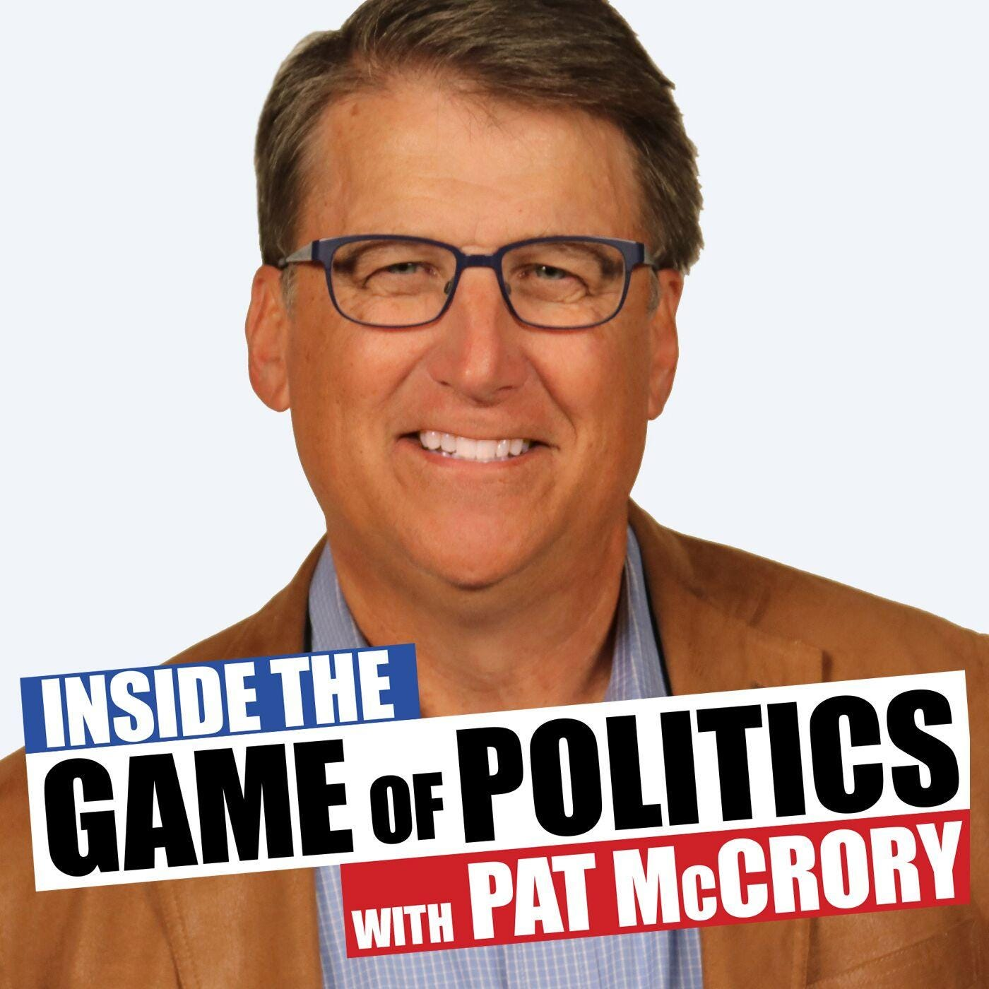 Inside the Game of Politics with Pat McCrory