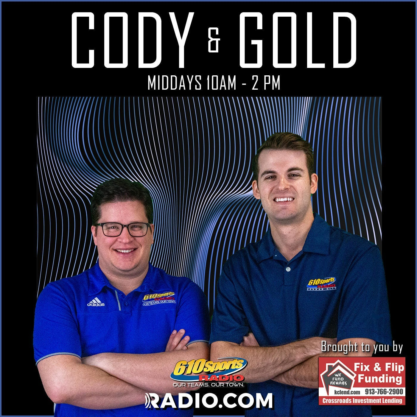 Cody & Gold
