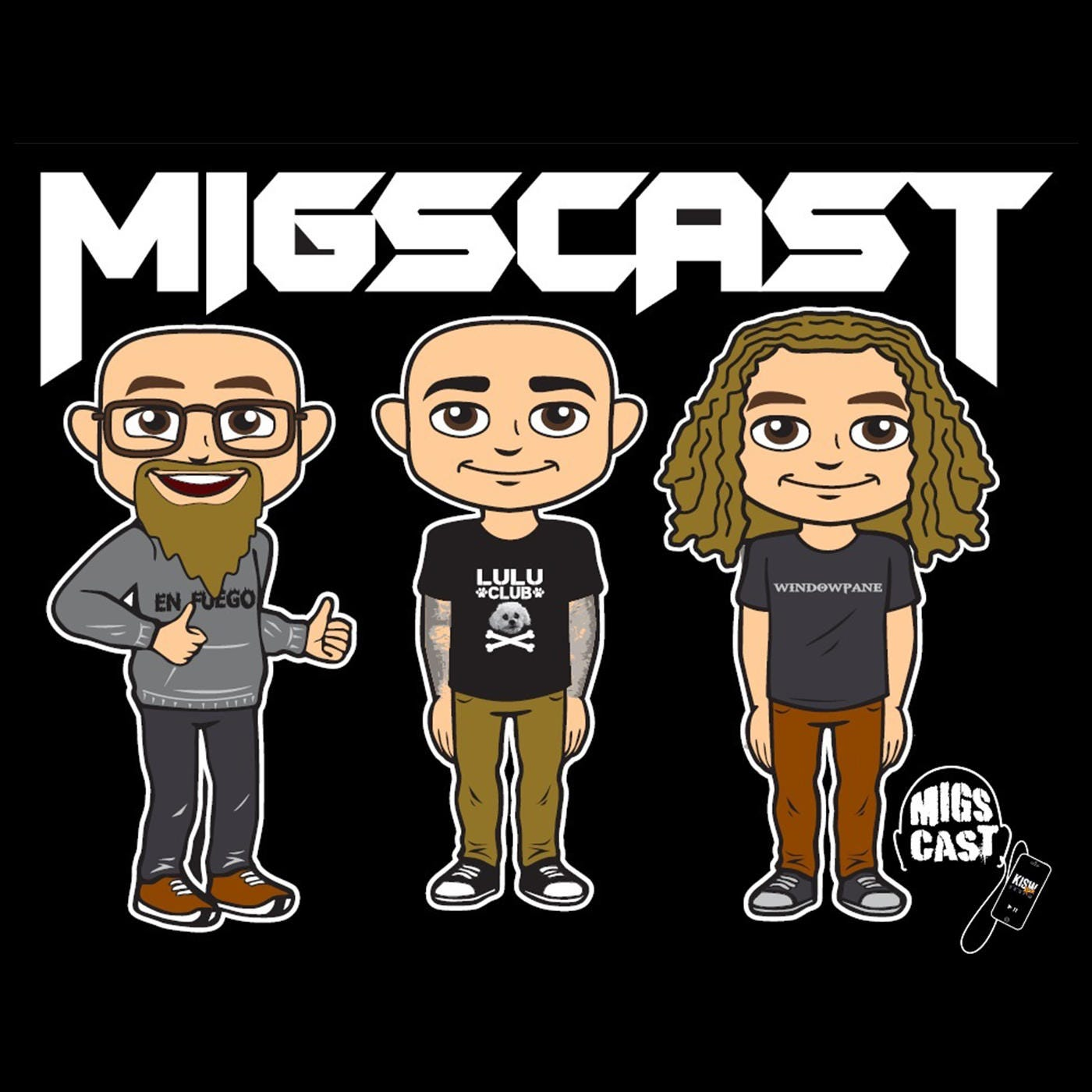 "MigsCast 03/17/20 ""Drunk In The Church Parking Lot"""