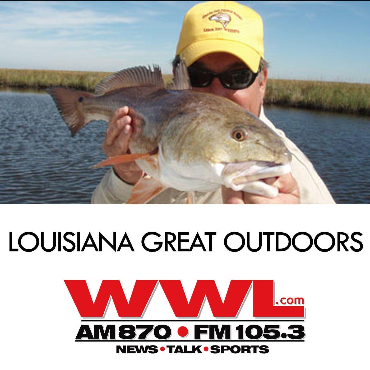 Louisiana Great Outdoors with Don Dubuc