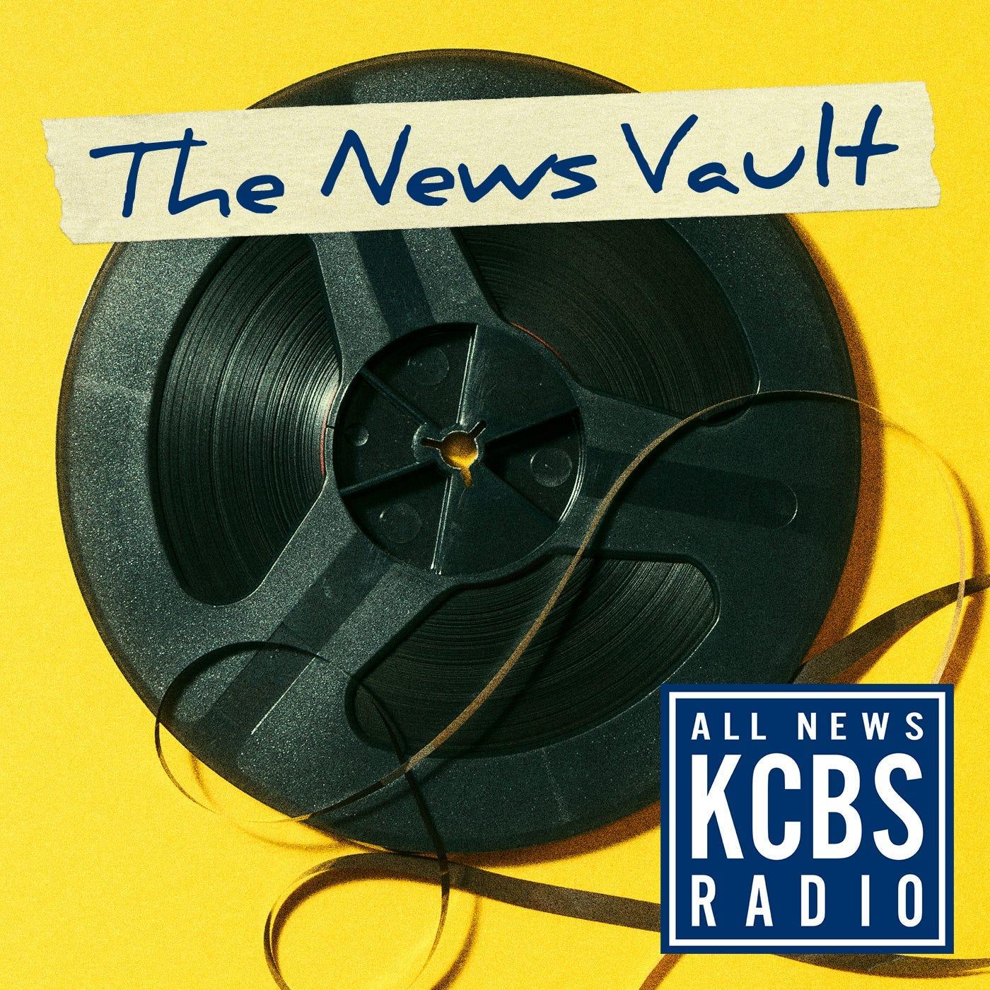 The News Vault from KCBS Radio