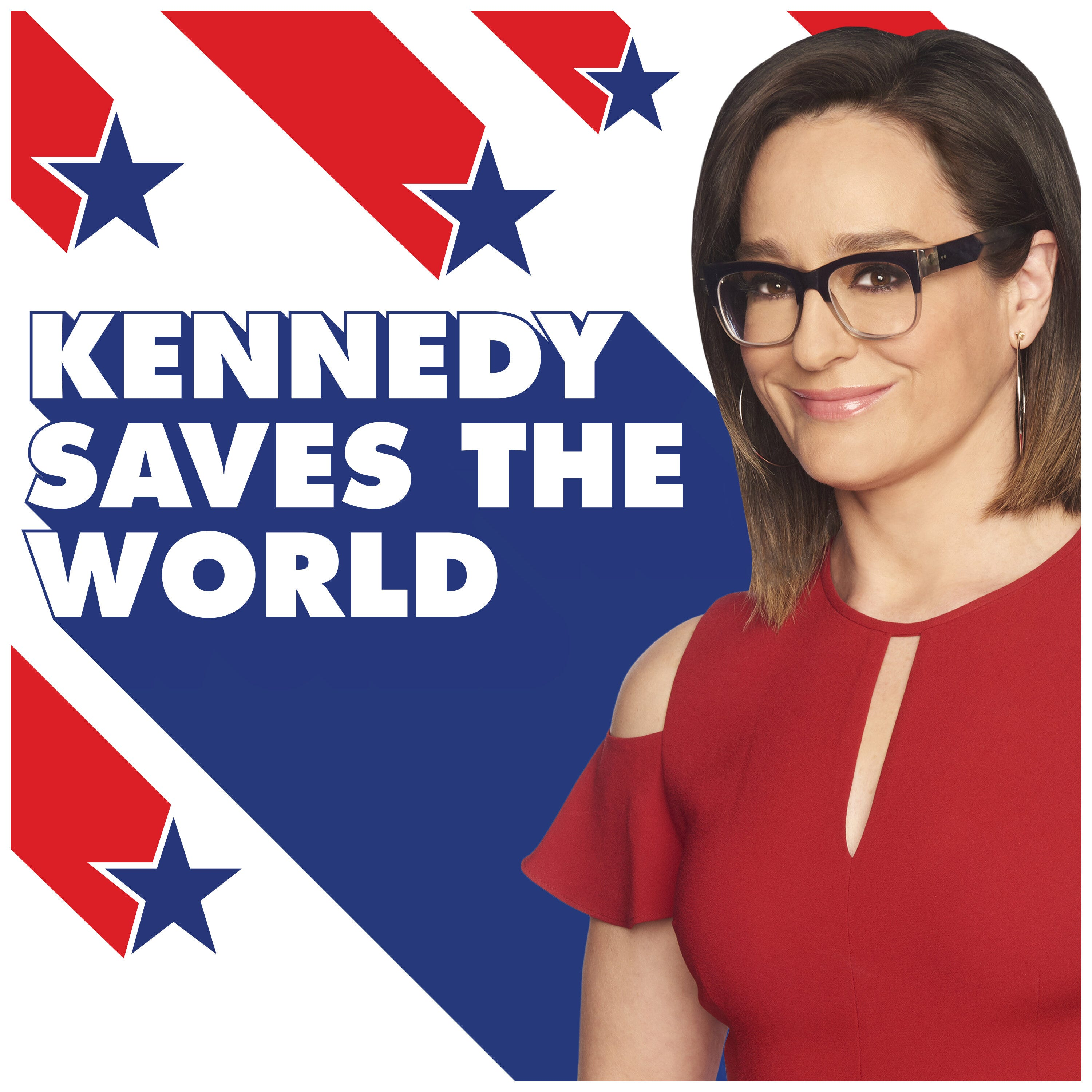 Kennedy Saves the World
