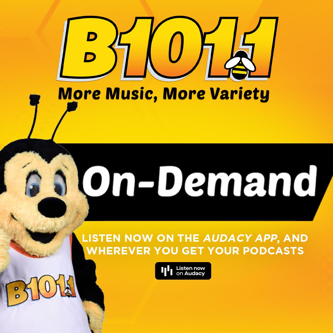 B101.1: On-Demand Podcast