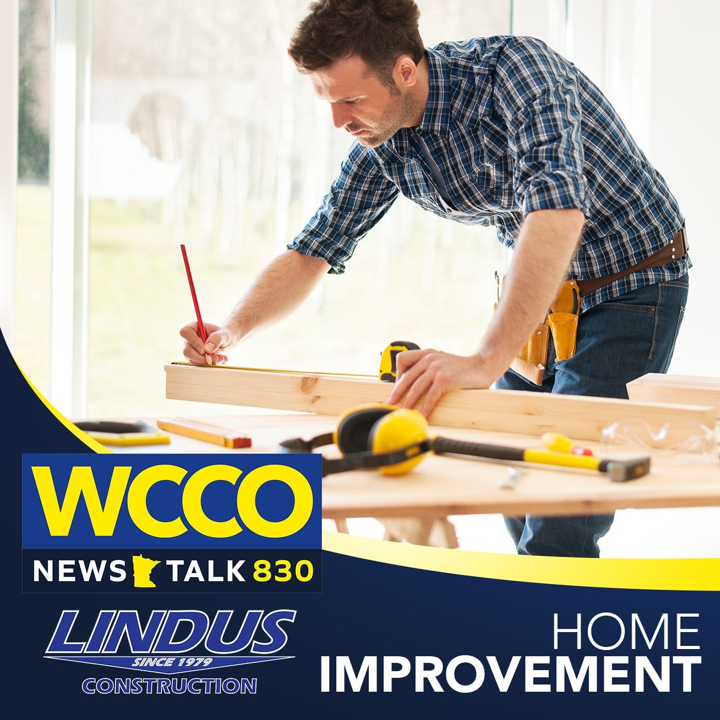 The Lindus Construction Home Improvement Show