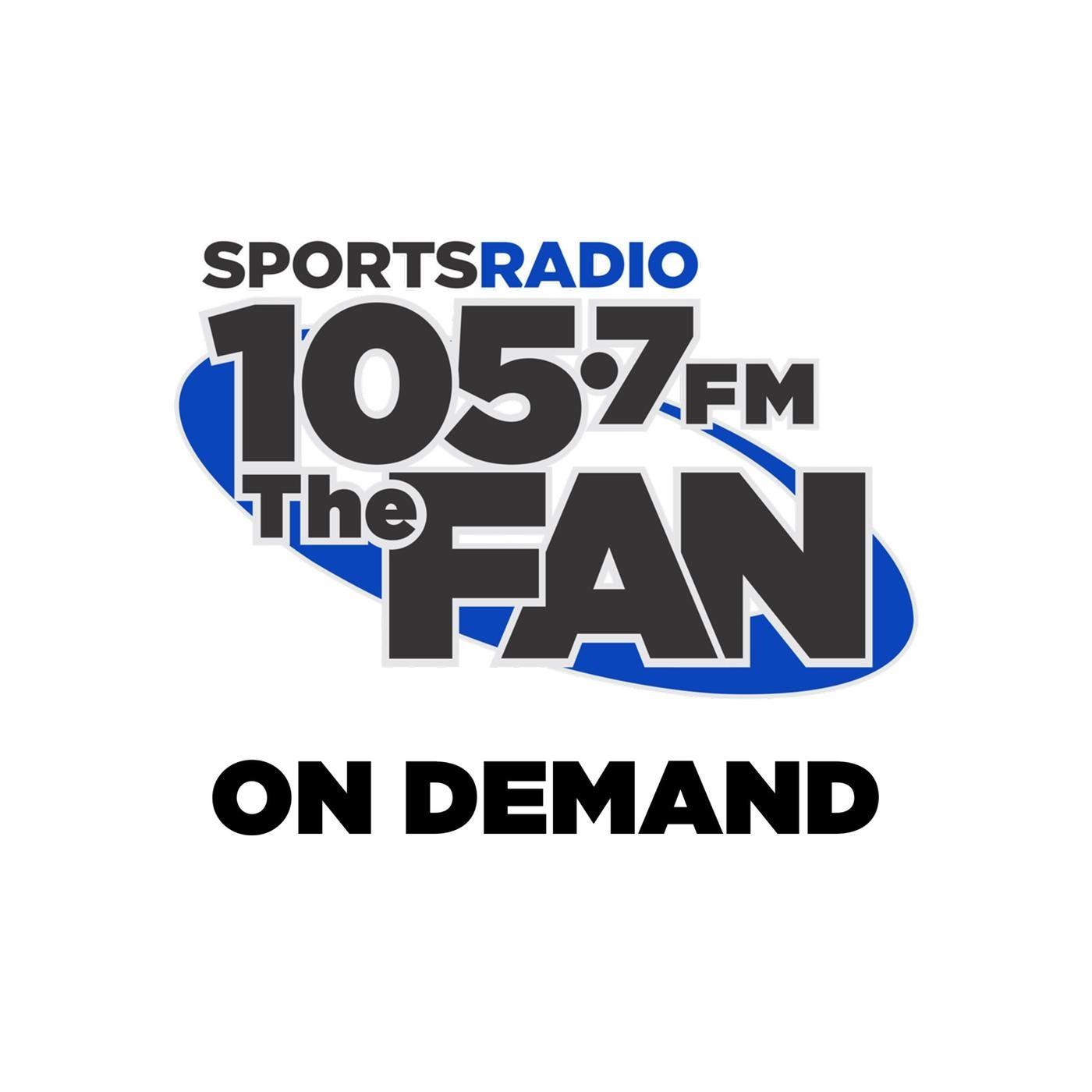 105.7 The Fan On Demand