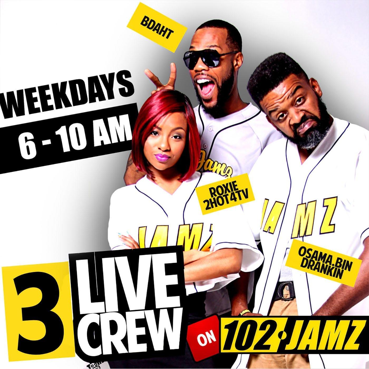 3 Live Crew Podcast