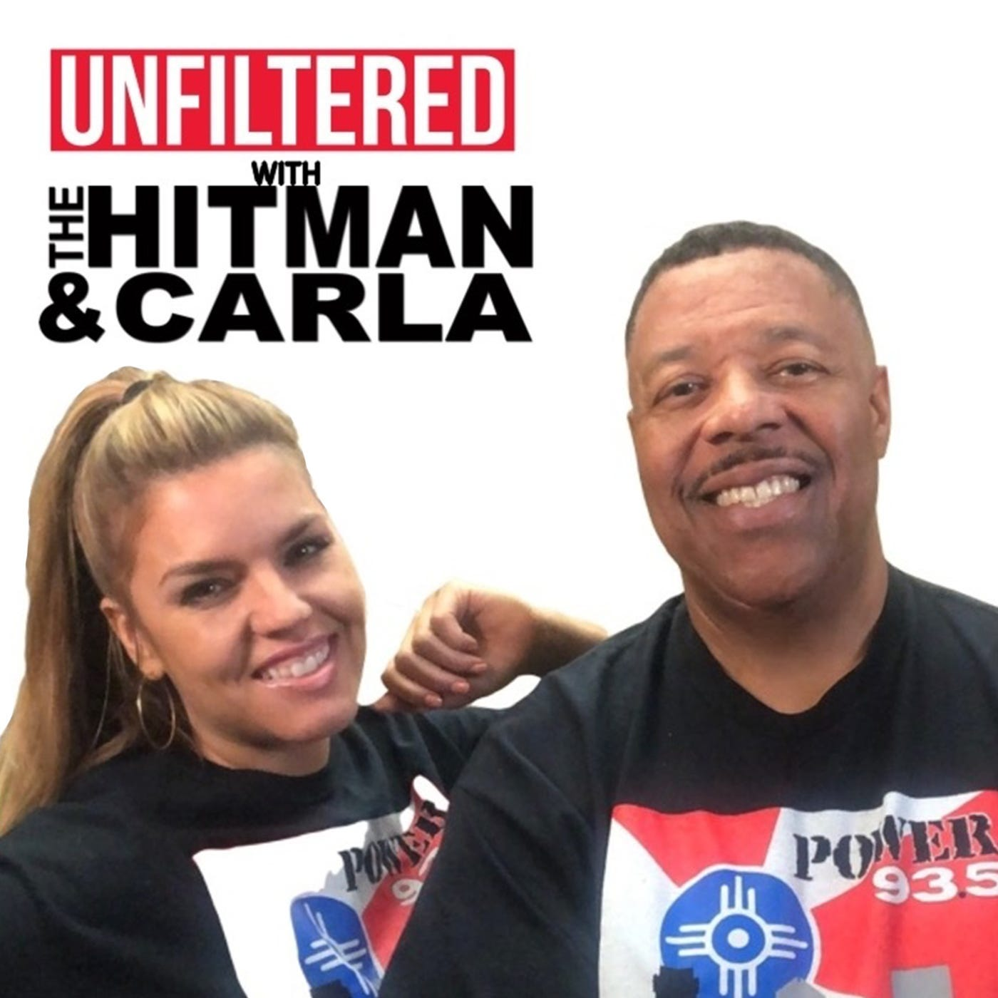 NEW: Unfiltered with The Hitman and Carla- Defund the Police?