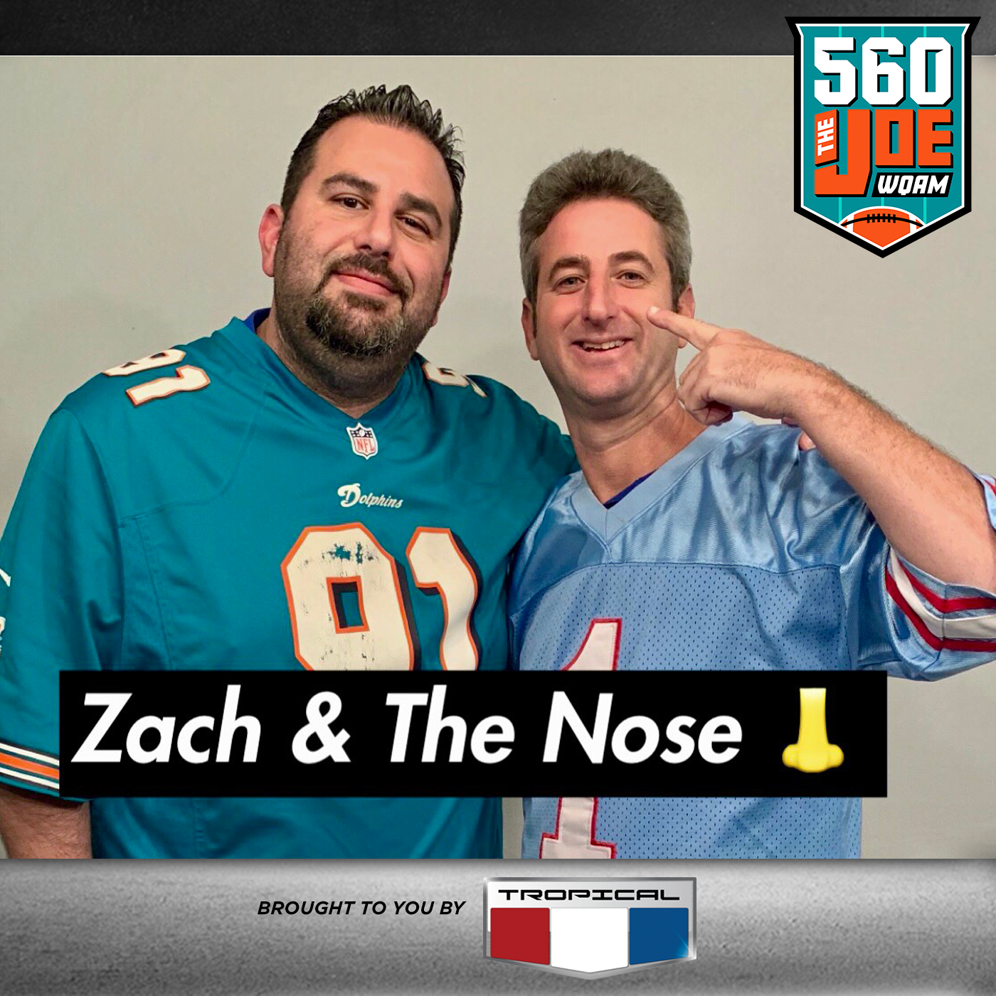 Zach & The Nose