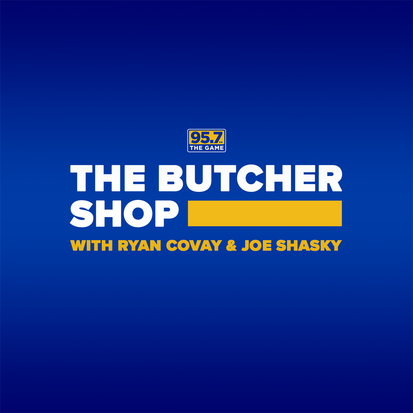 The Butcher Shop with Covay & Shasky