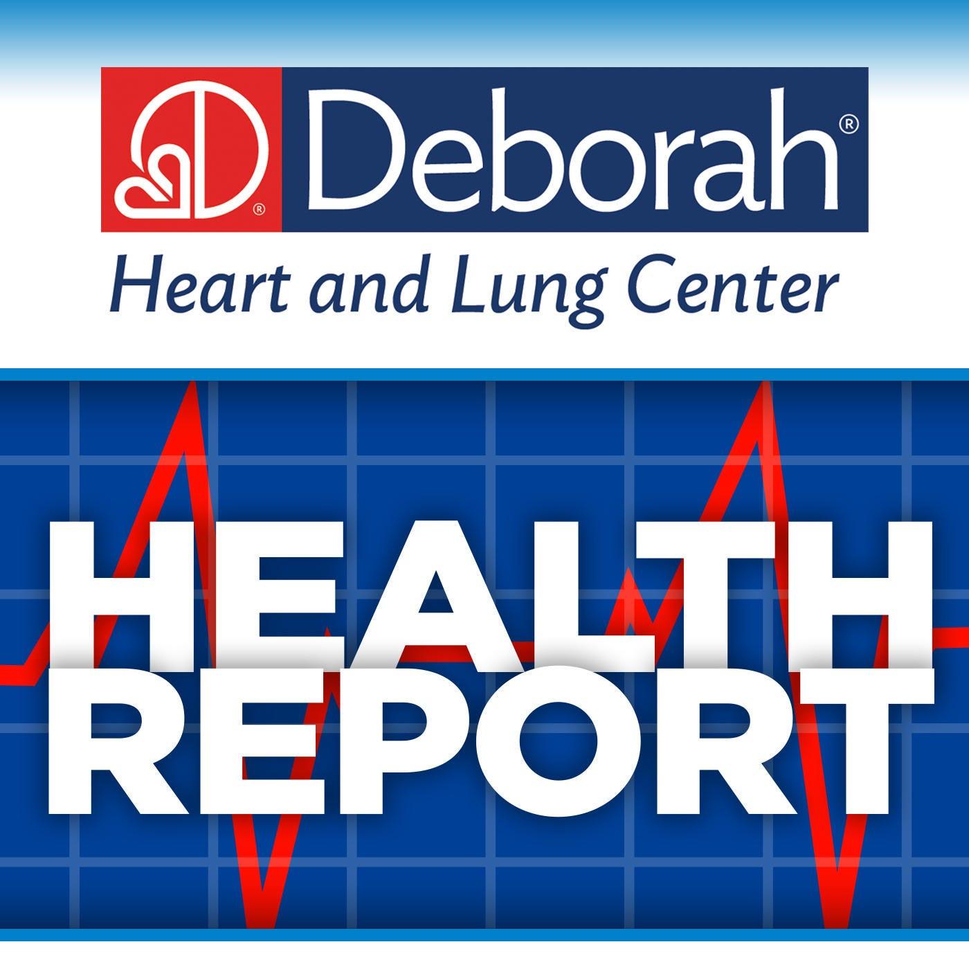 Deborah Heart and Lung Center Health Report