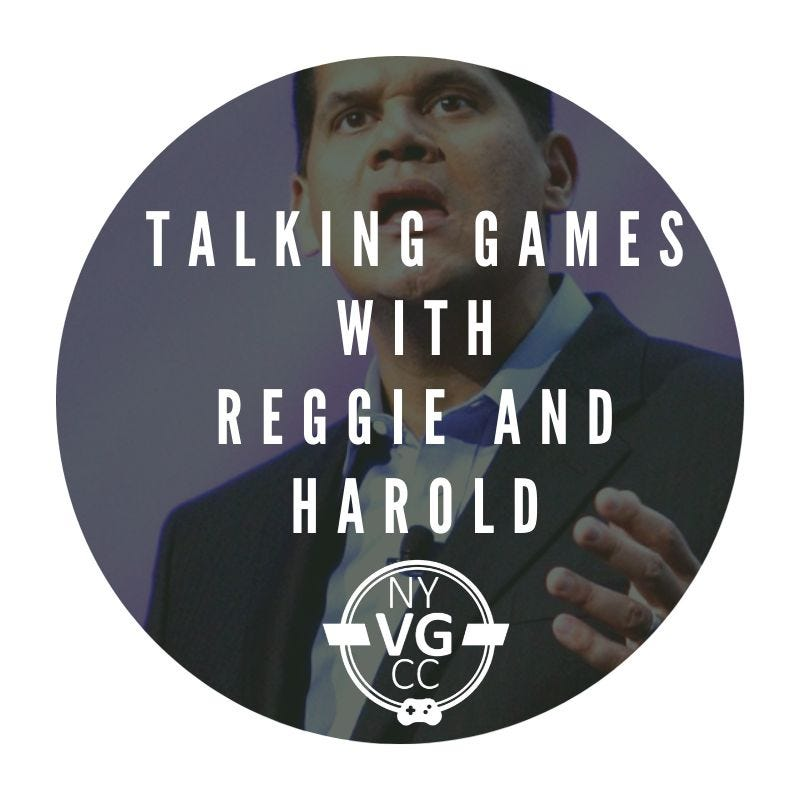 New York Videogame Critics Circle Podcast
