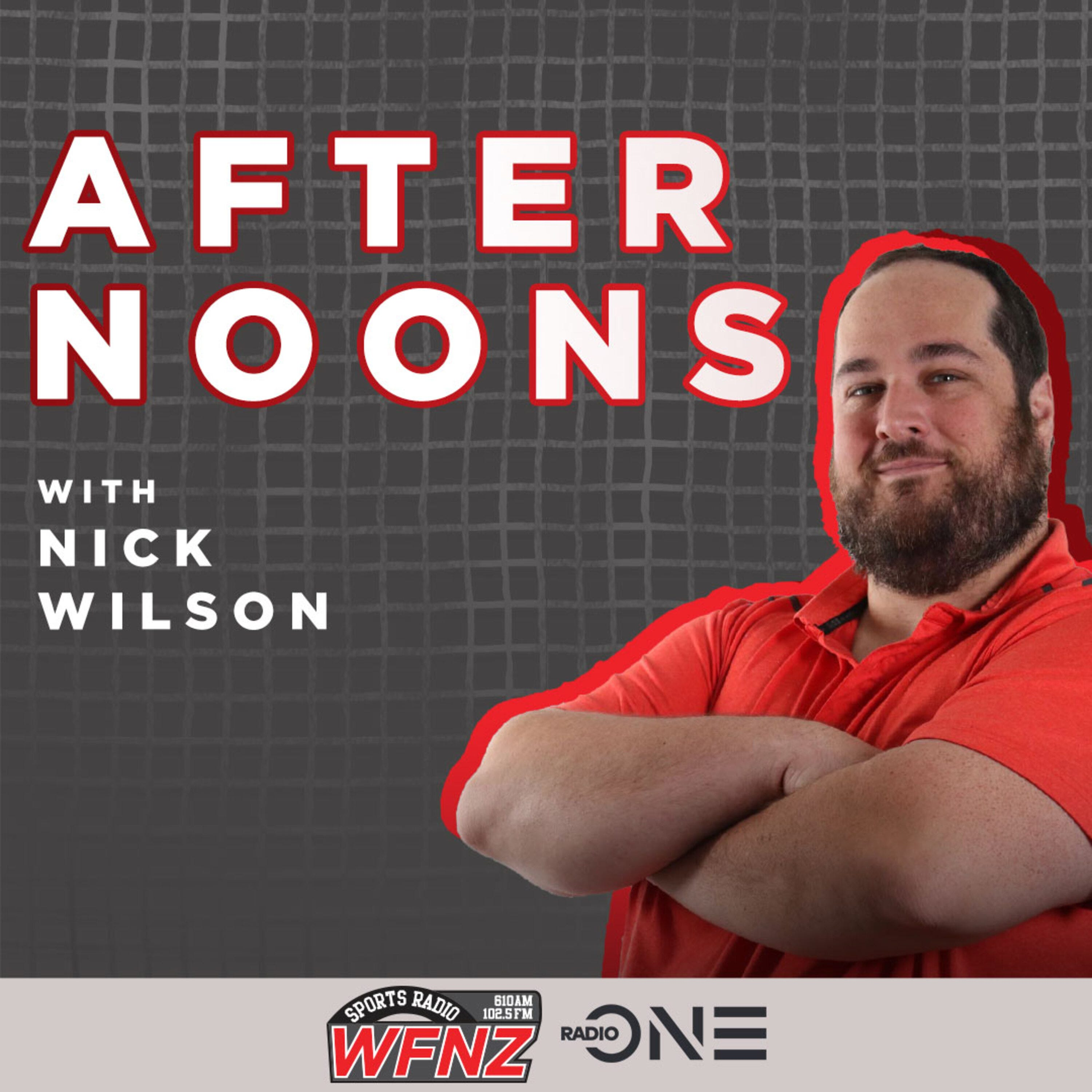 Afternoons with Nick Wilson