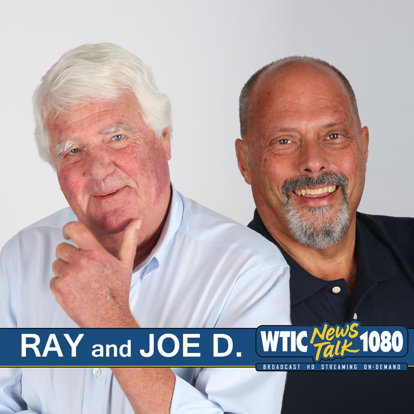 Ray and Joe D.