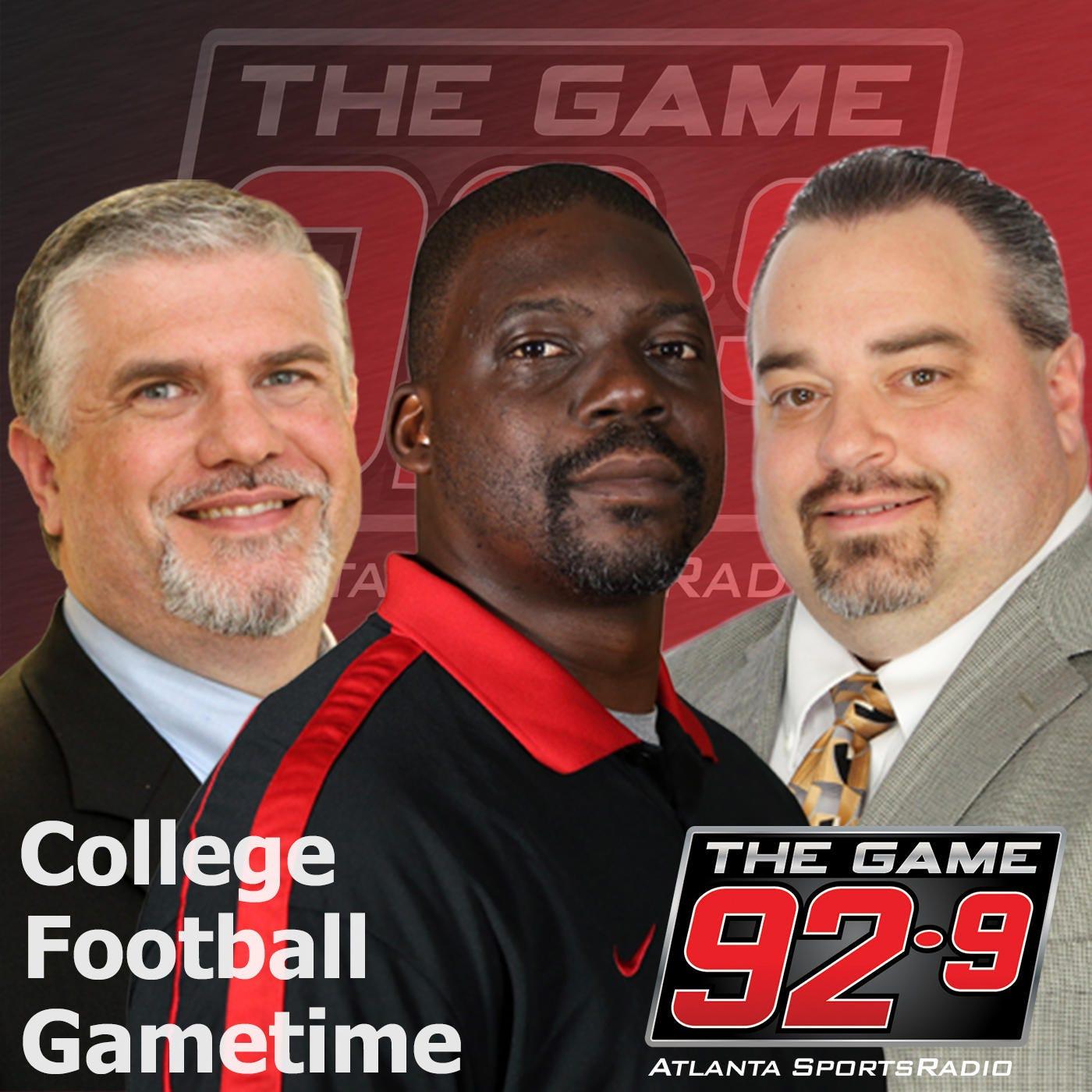 College Football Gametime