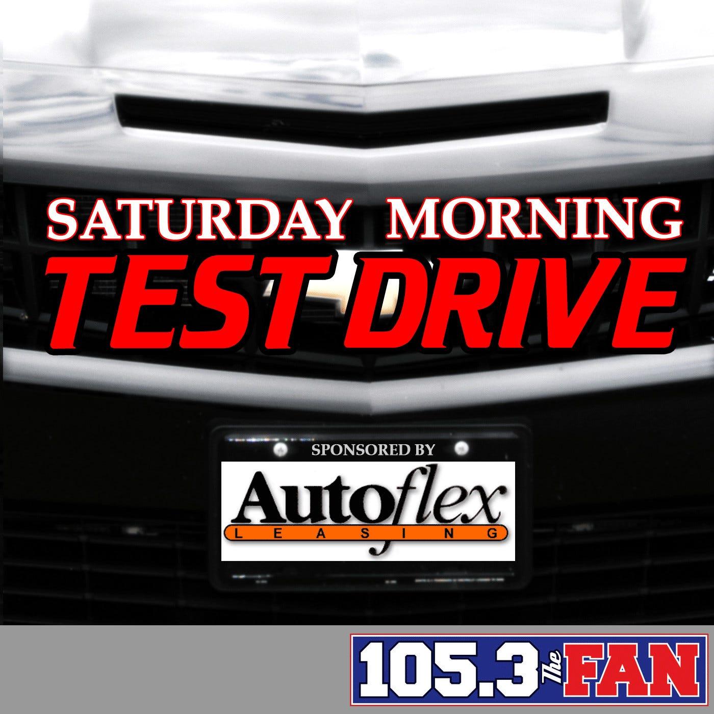 Saturday Morning Test Drive
