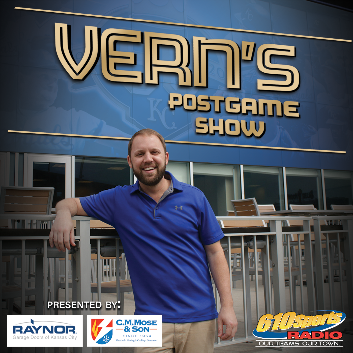 Vern's Hot Stove