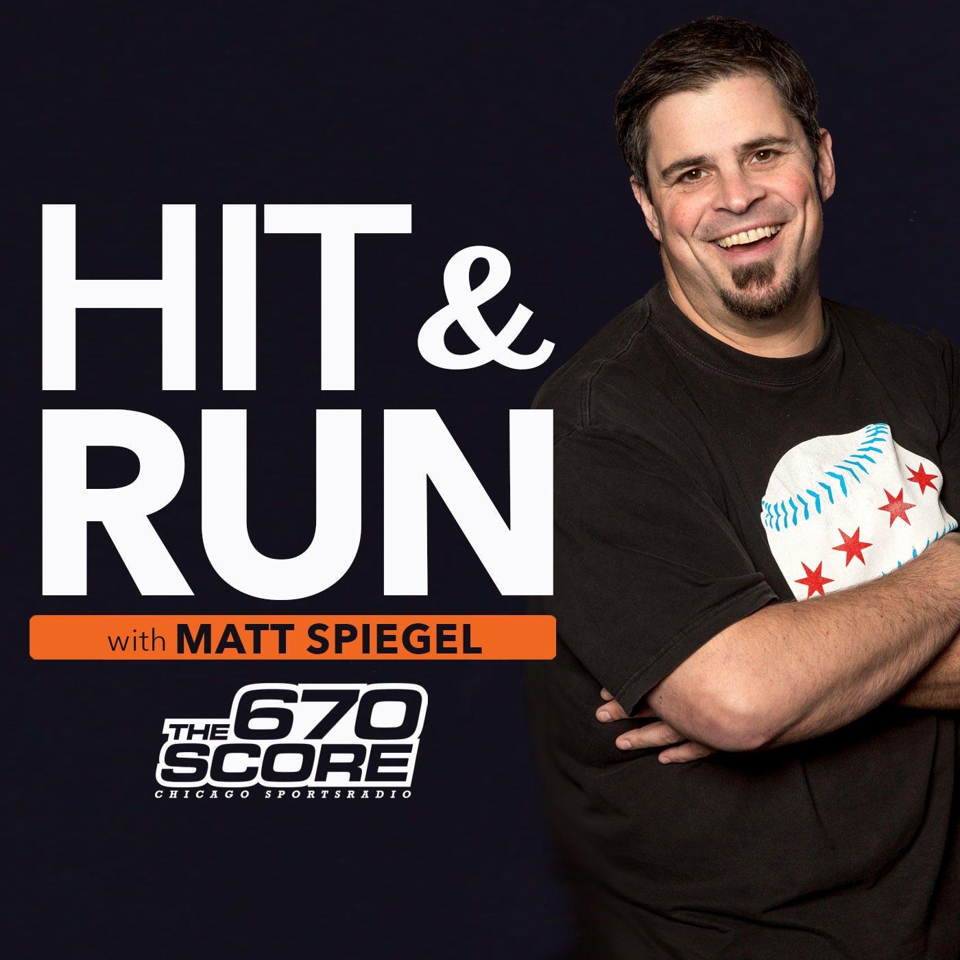 Hit & Run with Matt Spiegel