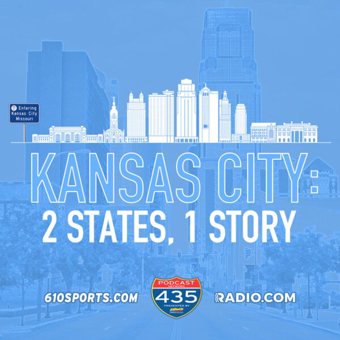 Kansas City:  2 States, 1 Story