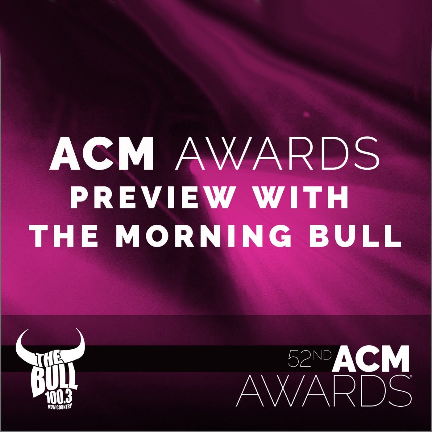 ACM Awards Preview with The Morning Bull