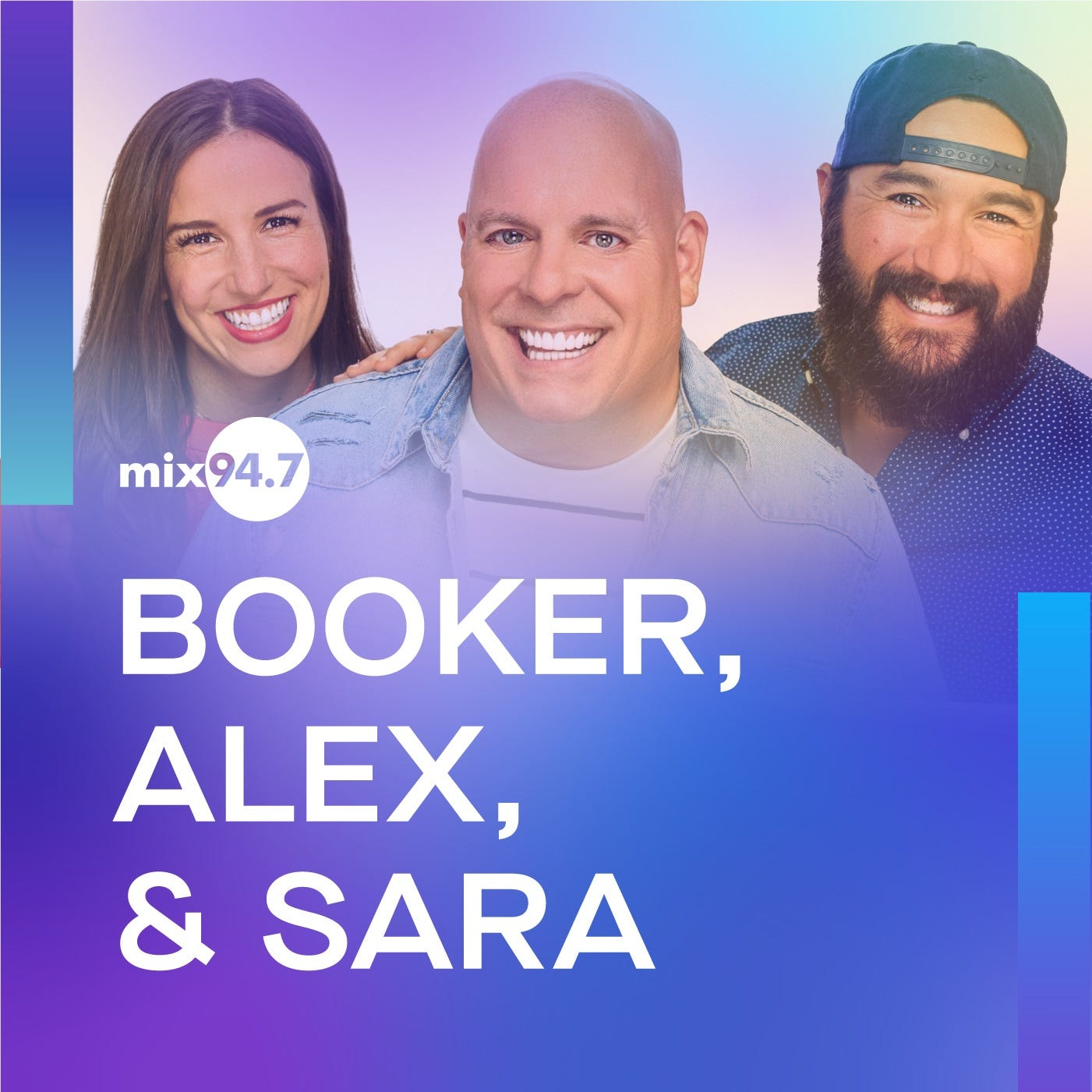 Booker, Alex and Sara - Daily Audio