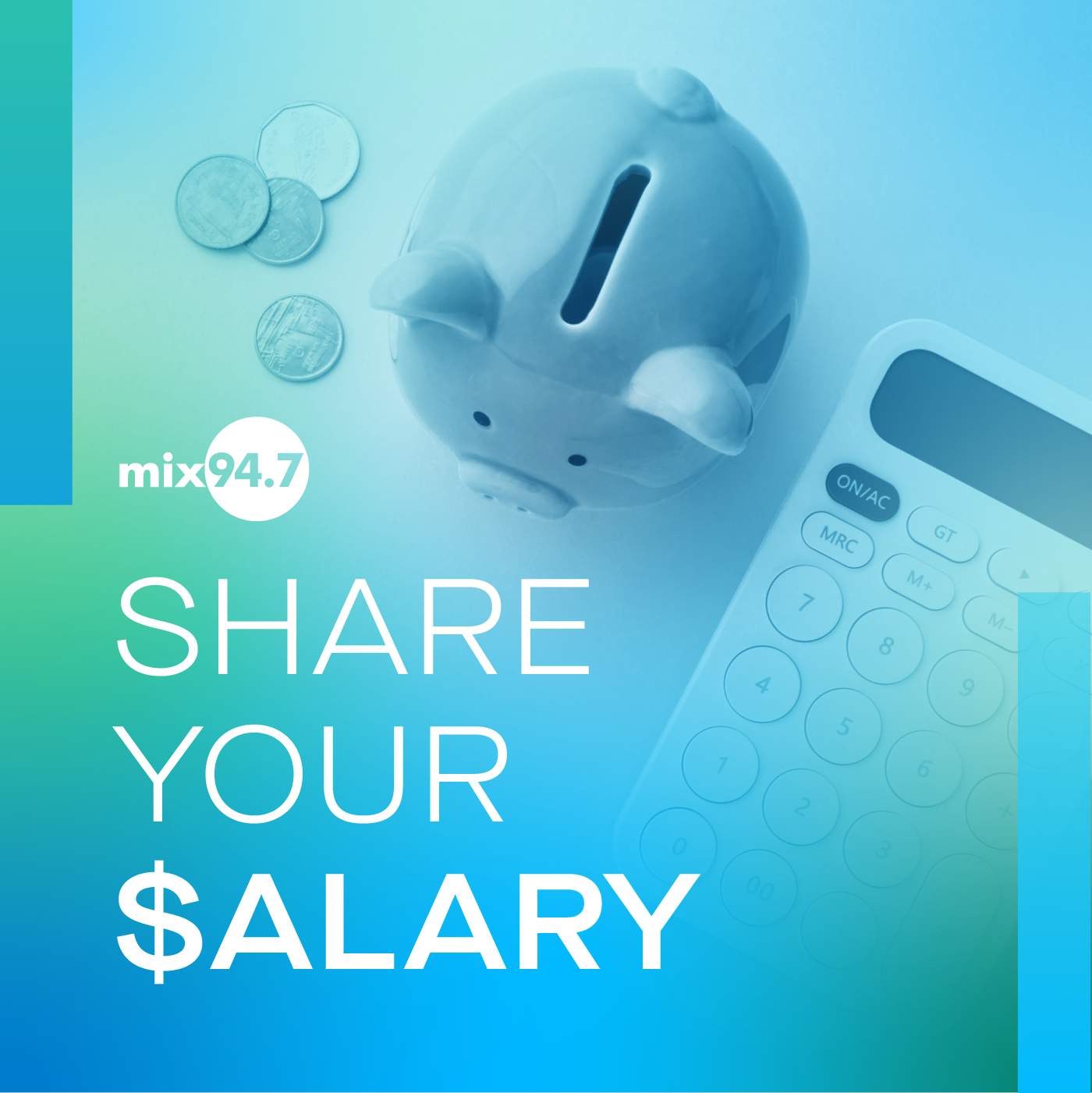 Mix 94.7's Share Your Salary