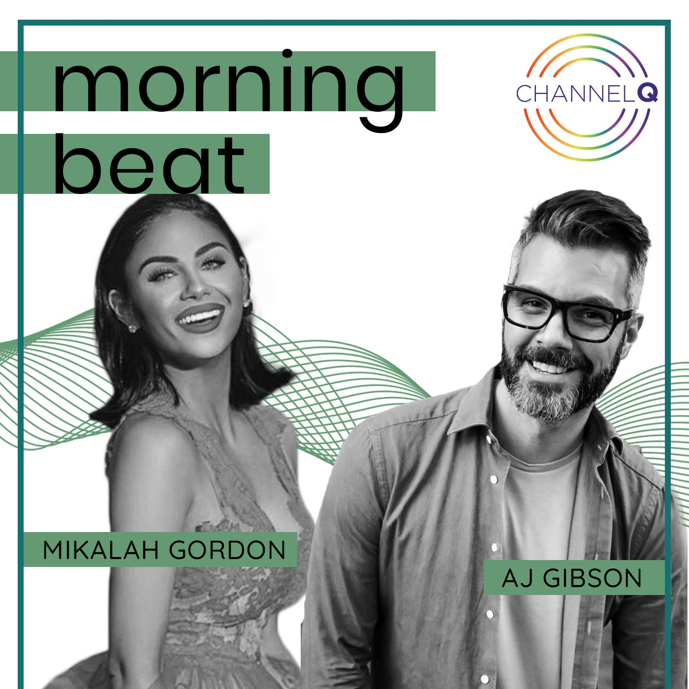 The Morning Beat With AJ and Mikalah