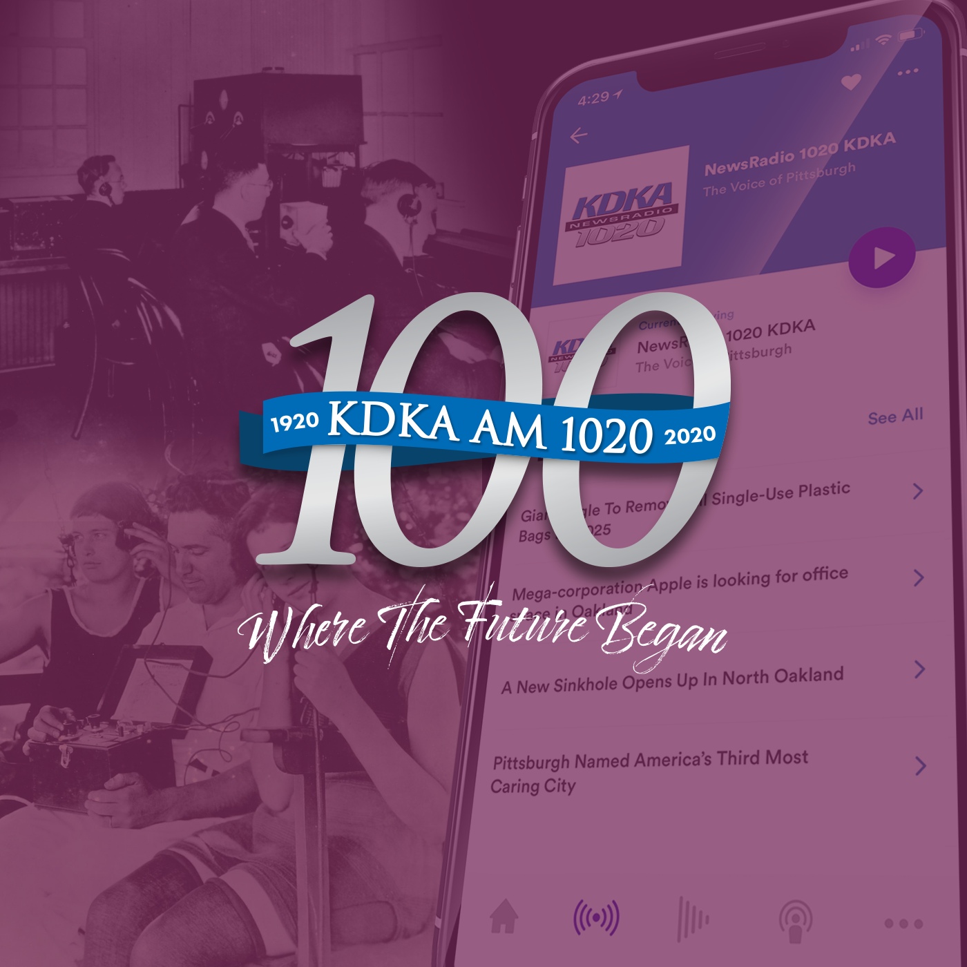 KDKA 100 Years Podcast Podcast