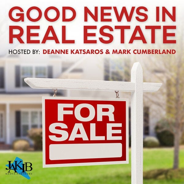 Good News In Real Estate