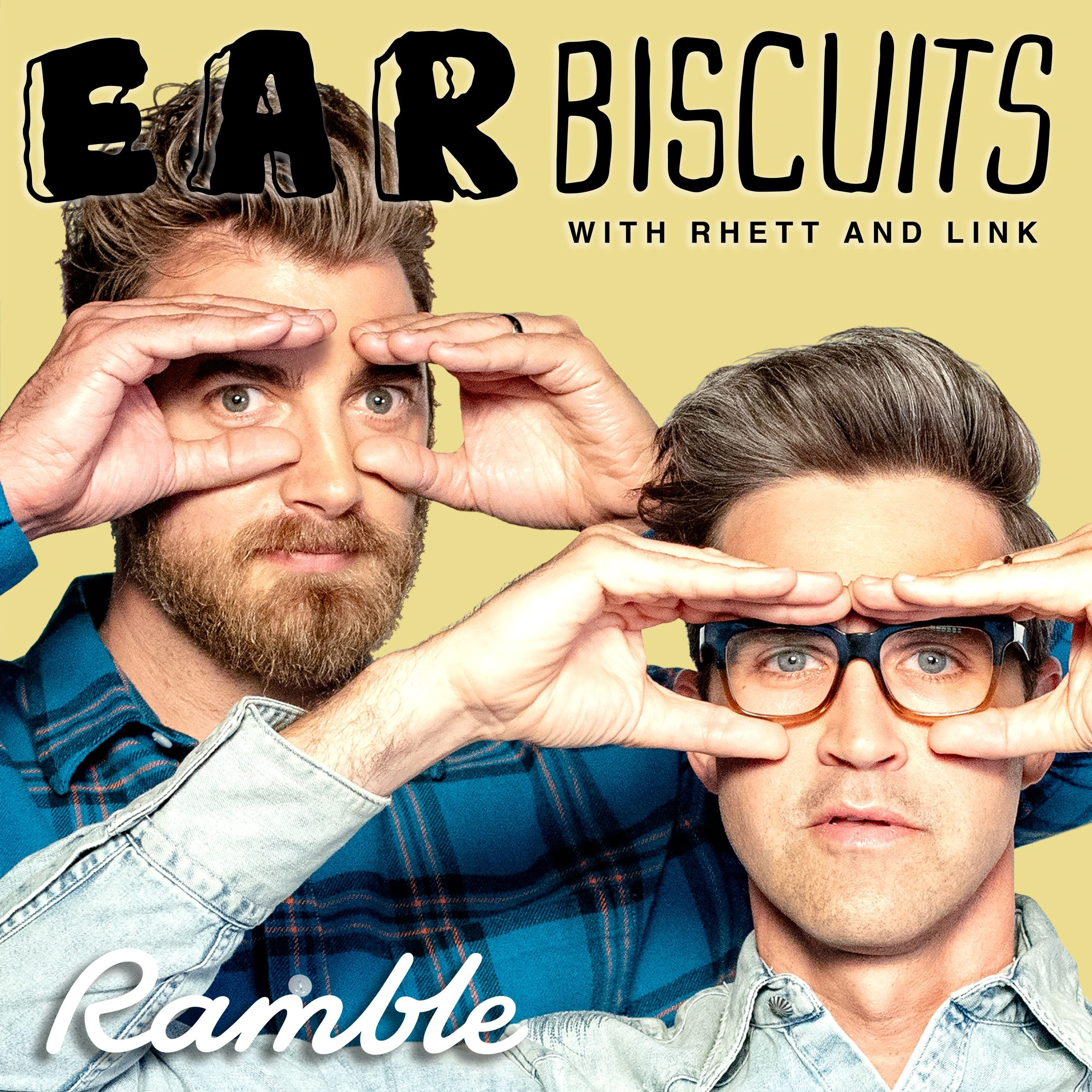261: Do We Believe In Ghosts? | Ear Biscuits Ep.261