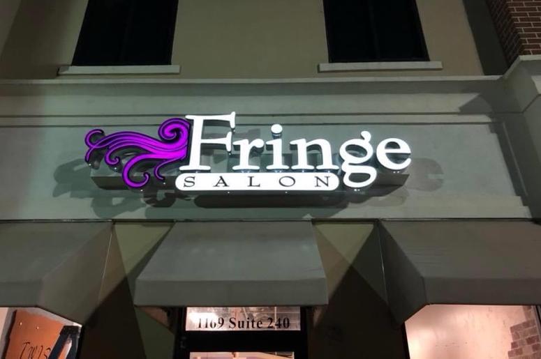 Fringe Salon Chesapeake