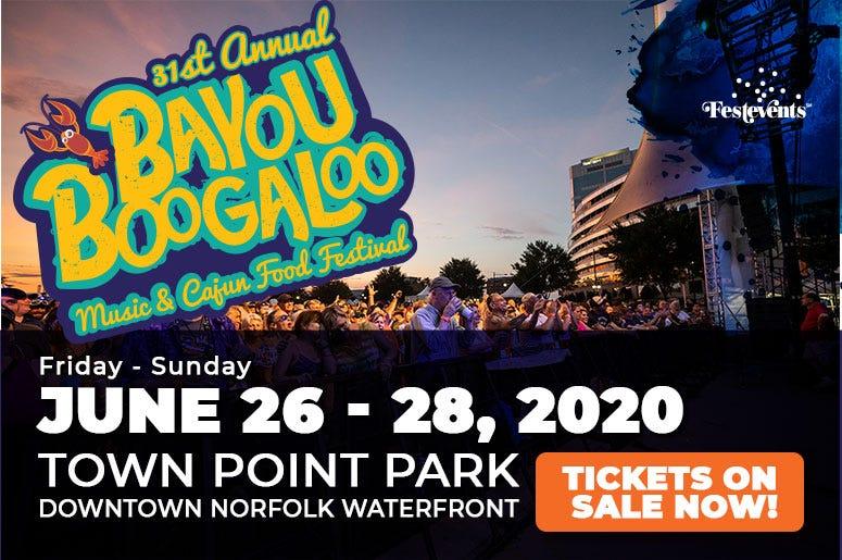 31st Annual Bayou Boogaloo