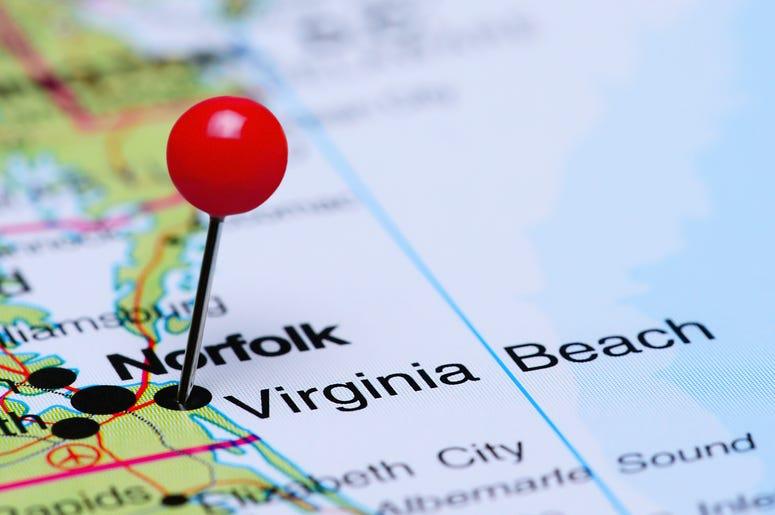 Virginia Beach safest cities least safe ranking